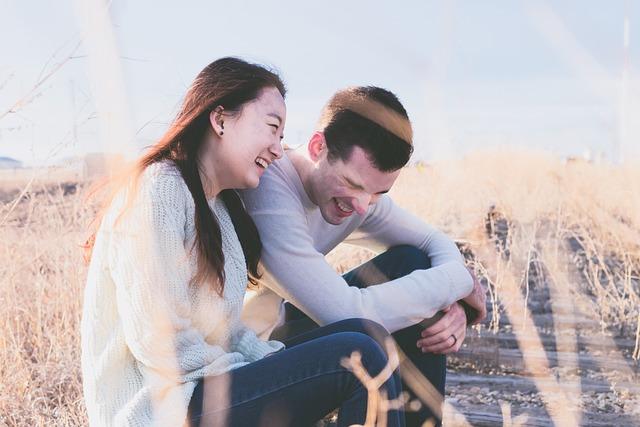 veselý pár