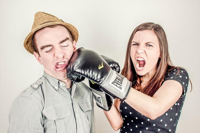 řešení hádky