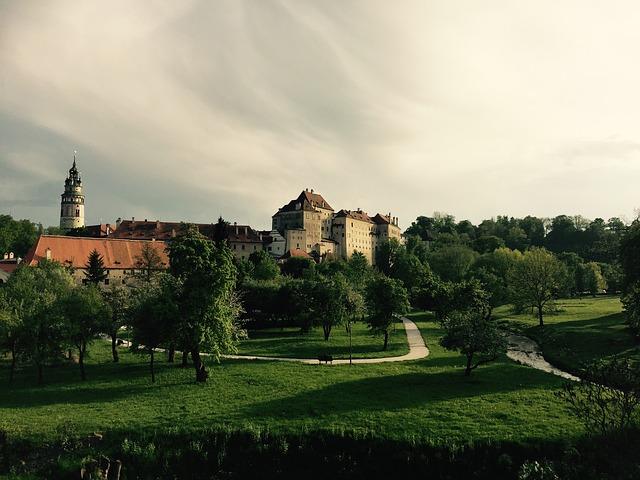 český zámek