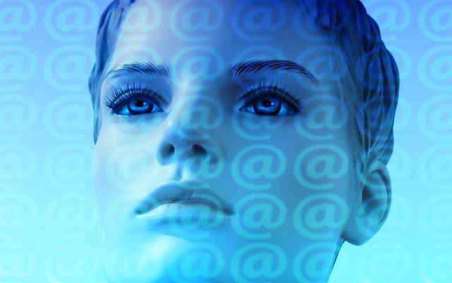 virtuální žena