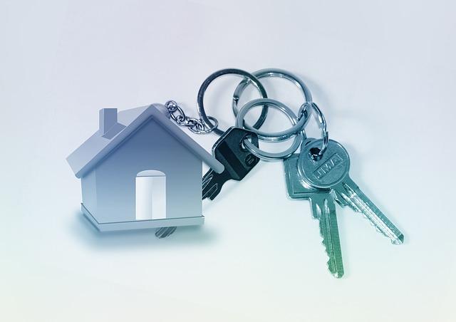 klíče od domova