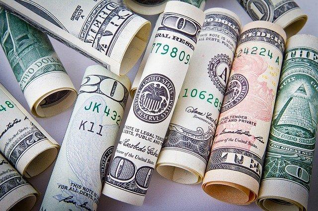 bankovkové ruličky