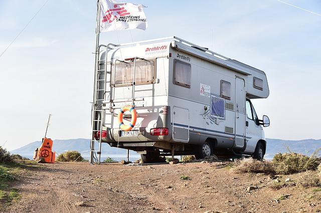 karavan Lékařů bez hranic
